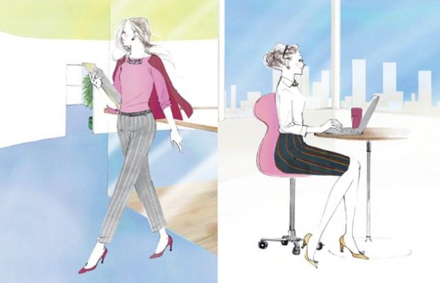 しぐさ・装い・ボディパーツ、さらには下着にまで気を抜かないッ! 好感度に関する調査でわかった働く女性たちの驚くべき意識の高さ