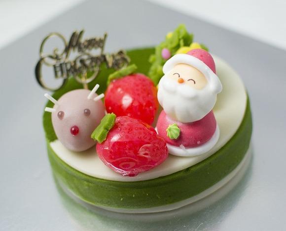 食物アレルギーの子どもも安心して楽しめる♪ 和菓子屋が開発した卵・小麦・乳を使わないクリスマスケーキが新発売です!