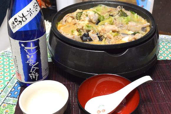【幻の鍋・かんたんレシピ】今年の冬は茨城の漁師鍋「あんこうのどぶ汁」にチャレンジ! 具材の水分だけでつくる濃厚スープは失神寸前の旨さですぞ!