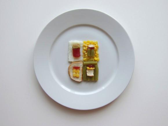 ゴッホやピカソなど有名画家の作風をイメージ! 1枚の皿の上に表現された「料理の盛り付け」アートが美しい