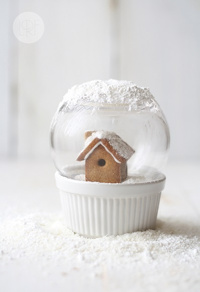 【レシピ付き!】クリスマスにぴったりなスノードームをイメージしたスイーツはいかが?