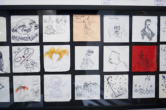 連日大盛況! 行列必至の人気イベント「ティム・バートンの世界」で奇才の頭の中をのぞいて来たよ!