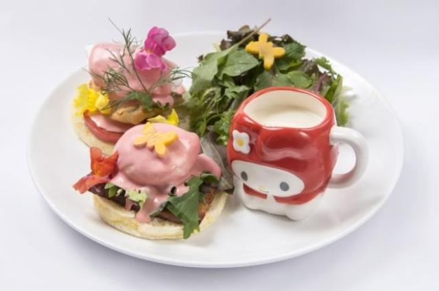 【マイメロ速報】名古屋メシも登場するらしい! 大人気「マイメロディ カフェ」が11月名古屋パルコに限定オープン♪