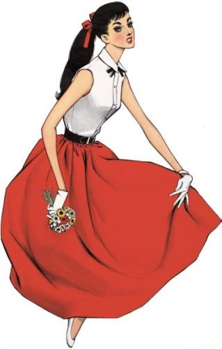 【昭和カワイイのカリスマ】デザイナー・中原淳一の特別コーナーがキデイランドに登場! 普段は手に入りづらいグッズもズラリ♪