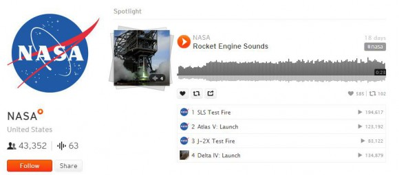 「NASA」が宇宙関連の音データを大公開! 「アポロ計画」の音声や「太陽系」の音まで無料ダウンロード可能!!