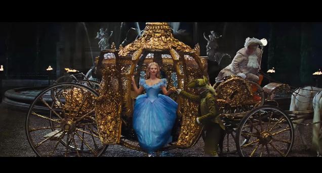鳥肌モノの美しさ……! ディズニーによる実写映画「シンデレラ」の海外予告版映像が公開される