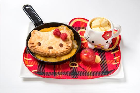 かわいい〜っ!! 渋谷パルコPART1に期間限定「ハローキティカフェ」がオープン!