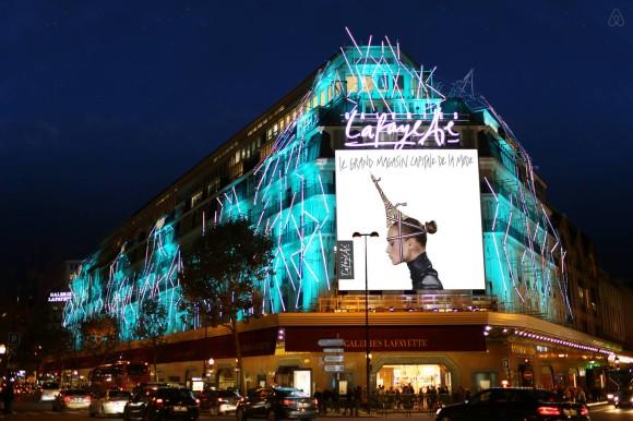 【締切迫る!】パリの老舗高級デパートでお泊りショッピングができるってぇ!? しかも、セール前日! フランスへの渡航費もタダ!
