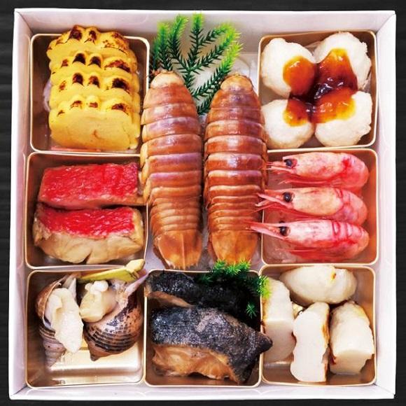 味が想像できない……! オオグソクムシなど深海魚がふんだんに詰められたおせちが登場!