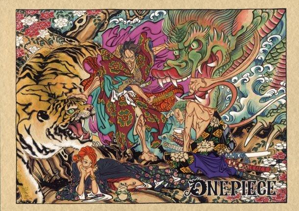 【来年上演】大人気漫画「ワンピース」がスーパー歌舞伎になる! 主演は四代目市川猿之助さん