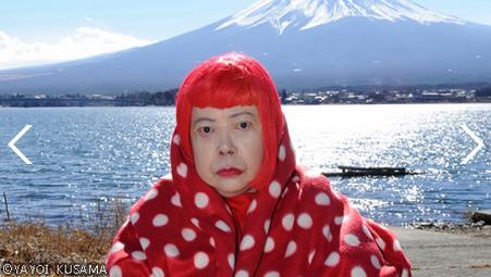 草間弥生が浮世絵版画で富士山を描く! ドキュメンタリー「ザ・プレミアム 草間彌生の富士山 ~浮世絵版画への挑戦~」来年元旦放送