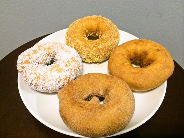 ミスドで復刻された「ケーキドーナツ」4種を食べてみた! ママが作ったみたいな甘さ控えめ&素朴な味にほっこり