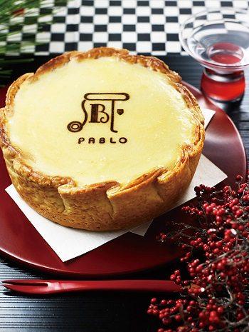 お年賀にいかが? チーズタルト専門店「PABLO」×日本酒メーカー「大関」がタッグ、限定品「酒かすチーズタルト」が美味しそう♪