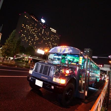 大晦日の東京は眠らない! 「HUMMER JAPANパーティーバス」がカウントダウン周遊イベントとコラボ&都内を駆け巡るよ!