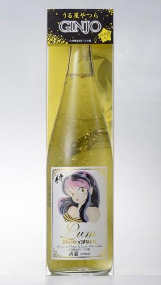 「うる星やつら」ラムちゃんが日本酒のラベルに! 新潟「ふじの井酒造」が手掛ける高橋留美子作品ラインアップが豪華すぎる