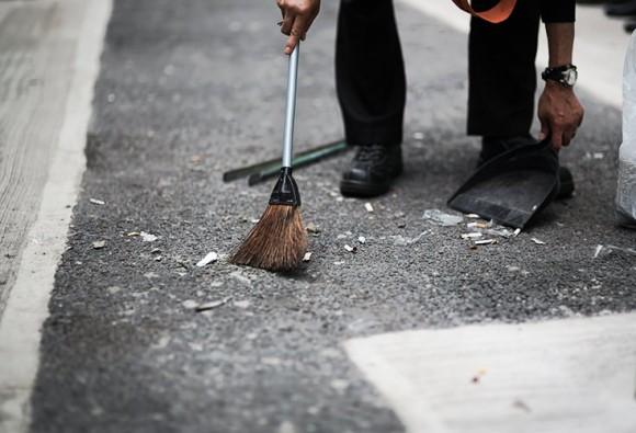 【大掃除】小学校の先生のために書かれた「掃除指導のポイント」がかなり参考になる! 掃除の前に一読しとくべし!