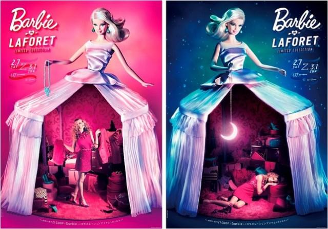ラフォーレ原宿がバービー人形55周年を記念したイベントを開催! 「バービーとおそろいコーデができるアイテム」ら計35商品以上が登場