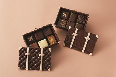 スーツケース型からジュエリー付き限定商品まで! リッツ・カールトン大阪のバレンタインショコラがどれもこれもオシャカワすぎる♪