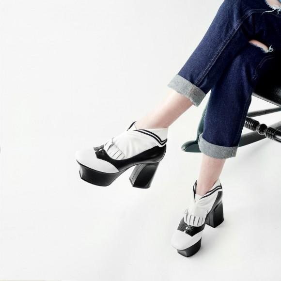 ニューフェイスは「レース」&「セーラー」&「ボタンダウン」♪ 襟付き靴下「エリマキソックス」に注目の新商品が登場したよ~!