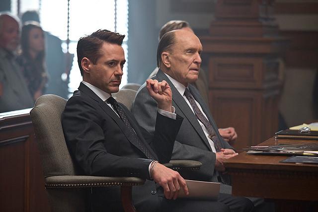 法廷ドラマ『ジャッジ 裁かれる判事』の頑固な父と息子の濃い~確執は、意外と女子必見!【最新シネマ批評】