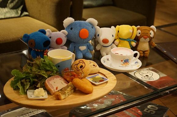 【期間限定】フランス生まれの人気キャラ「うっかりペネロペ」のカフェがオープンするよ! カフェごはんがおいしそうです♪