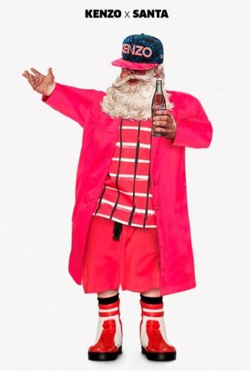 サンタクロースだってオシャレしたい! マルニ、サンローラン、ケンゾーなど有名9ブランドがデザインしたサンタ・ファッション