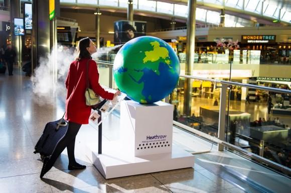 ロンドンのヒースロー空港が目的地の国の香りをかげるサービスを開始! さて日本の香りはどんなイメージで作られてる?