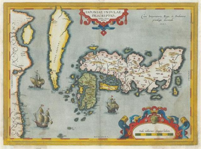 タモリさんにも教えてあげたい! ゼンリンが国内外の古地図を集めた「ゼンリン・バーチャル・ミュージアム」をウェブ上に開設