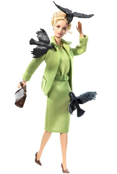 【珍しいバービー人形】ヒッチコックの『鳥』、マリー・アントワネットなど