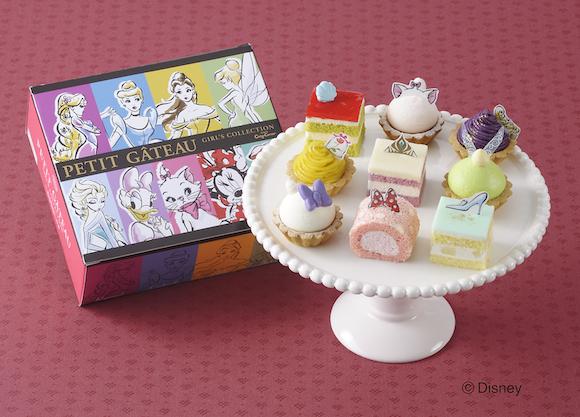 【ファン必食!!】ディズニープリンスがモチーフの「ひな祭り限定」プチケーキが新登場/エルサにアリエル、あなたならどれを選ぶ?