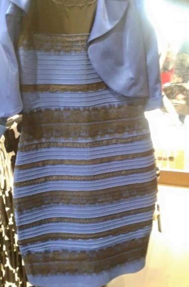 【ネタバレあり】「白×金」それとも「青×黒」!? ドレスの色をめぐって世界中が大激論…あなたは何色に見える?