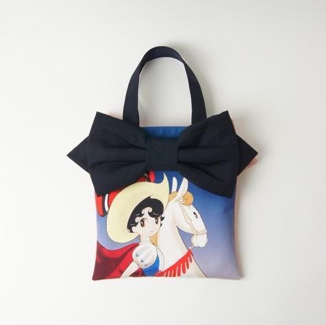 伊勢丹新宿店で発売されるバッグブランド「ミュゲ」×「リボンの騎士」バッグが超絶可愛いのだ♪