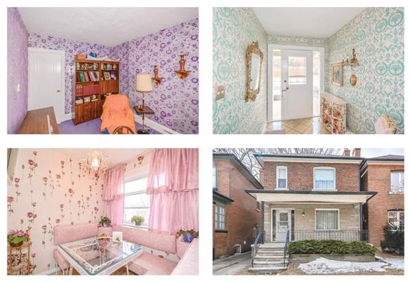 【かわいい】トロント在住96歳のおばあさんが売り出しているお家が乙女チック全開で超かわいい!