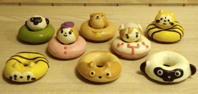 【世界名作劇場シリーズ40周年記念】あのパトラッシュやラスカルがドーナツに!!