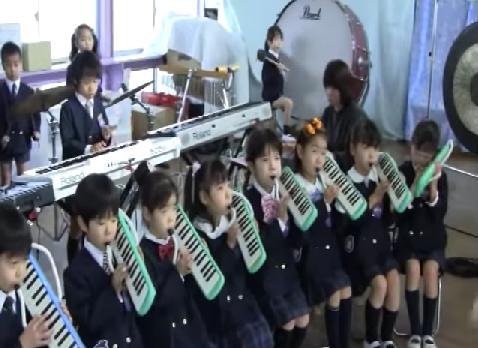 幼稚園児たちの演奏する交響曲が「革命」的なうまさ / ネットの声「すごい集中力」「素晴らしいの一言だ!」
