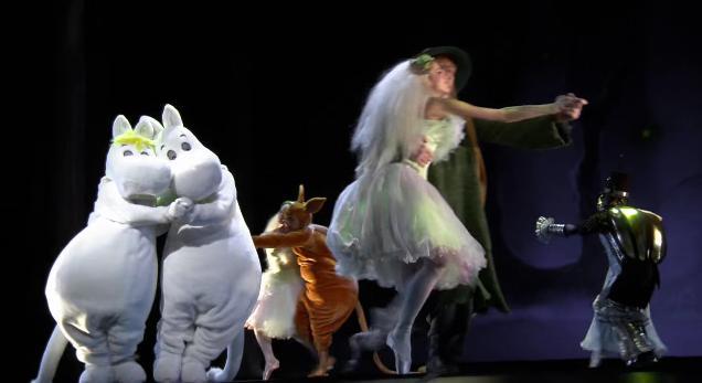 """話題の """"ムーミンバレエ"""" がとうとう上演される! 舞台を体感できる30秒映像が公開されていたよ"""