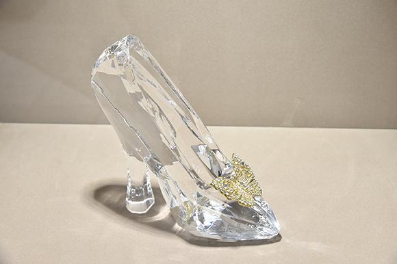 ガラスの靴レプリカ