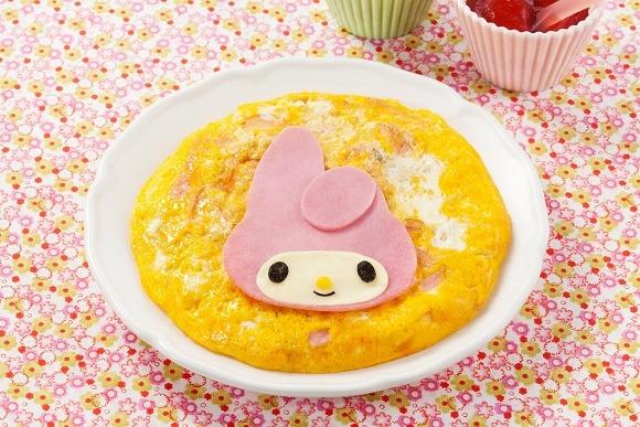 マイメロディのオムレツや卵クッキーが作れちゃう♪ 雪印メグミルクの「イースターレシピ」がめちゃ楽しい!