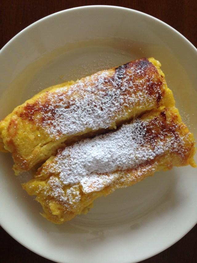 【検証】ホテルオークラが公式に「フレンチトースト」のレシピを紹介! 作ってみたら…まるでプリンケーキみたいになったぁ!!
