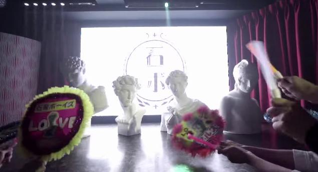 【永遠の美】動かない究極の肉体派アイドル! 史上最硬「石膏ボーイズ」が4月に本格デビュー&新曲PVを公開!!