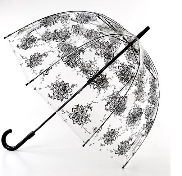 エリザベス二世女王陛下もご愛用!?  英国発「FULTON」鳥かご型ビニール傘がカワイイ