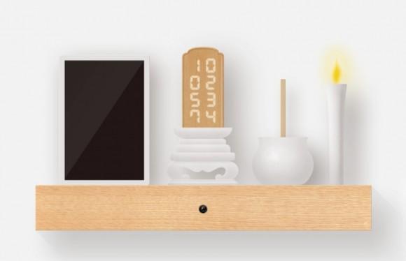 仏壇に位牌、神棚…日本の伝統的なアイテムをモチーフにしたインテリア家電などのブランド「KITOKAMI」誕生!