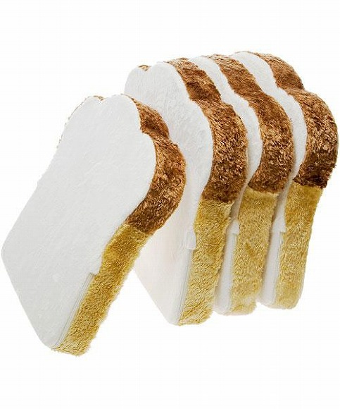 ニトリの食パンは1斤4枚切り? ネット限定の「パンシリーズ」がとってもかわいい♪