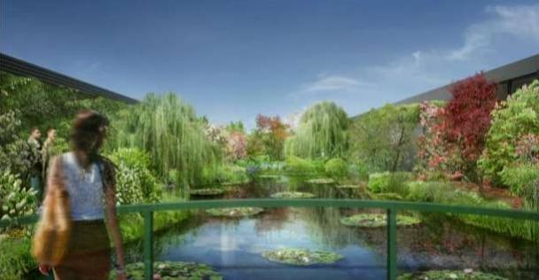 西武池袋本店に「食と緑の空中庭園」がオープン! 草木花が生い茂る癒し&寛ぎの空間が誕生