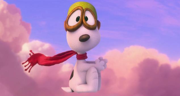 モフモフ感が超リアル! 「スヌーピー」を初めてCG化・3D化した映画がこの冬公開! オンライン限定の予告編も公開中