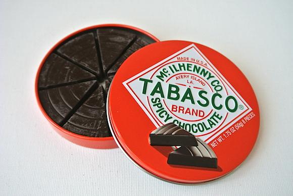 ウマいと評判の「タバスコチョコ」を食べてみたッ!!