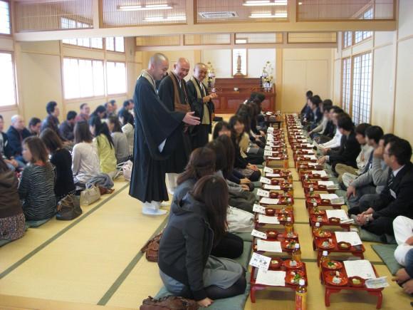 【お寺で婚活】臨済宗のお坊さんたちがサポートしてくれる大人気婚活イベントが東京で初開催!