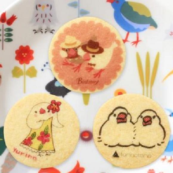 東急ハンズ池袋店に文鳥モチーフの雑貨大集合!! 「ことりカフェ」とのコラボスイーツも!