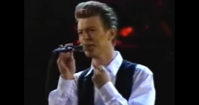 ヒット曲のオンパレード! 90年に東京ドームで行われたデヴィッド・ボウイさんのライブ映像がYouTubeに登場