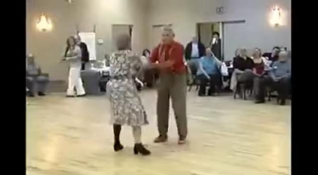 【こりゃスゴいッ】想像を超える展開に…!! ジイちゃんバアちゃんがほのぼのダンスを踊っていたかと思いきや…